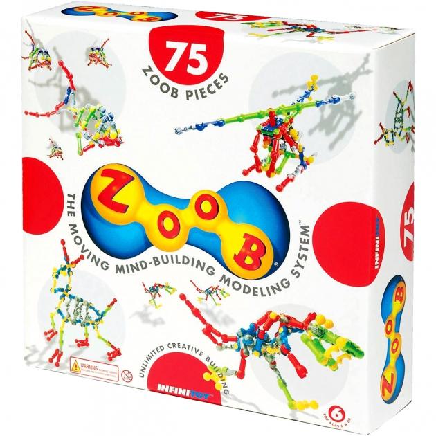 Конструктор Zoob 75 деталей 11075