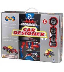 Конструктор Zoob Mobile Car Designer 76 деталей 12052