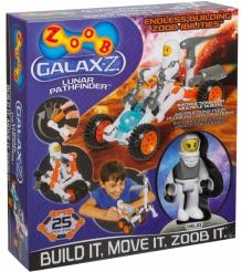 Конструктор Zoob Galaxy Z Lunar Pathfinder 160210