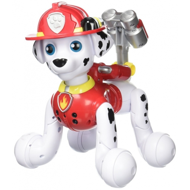 Интерактивная игрушка Zoomer щенячий патруль Маршал 14420