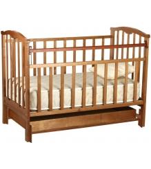 Кроватка маятник Агат Золушка 4