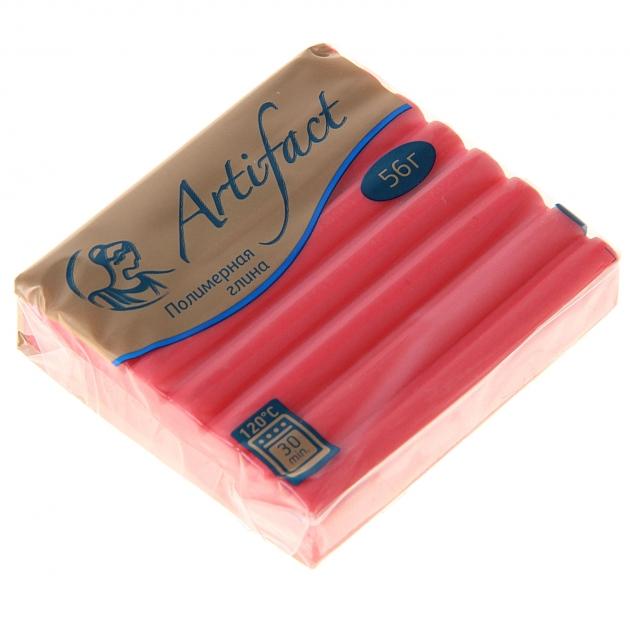 Полимерная глина Artifact Розовый классический 3561