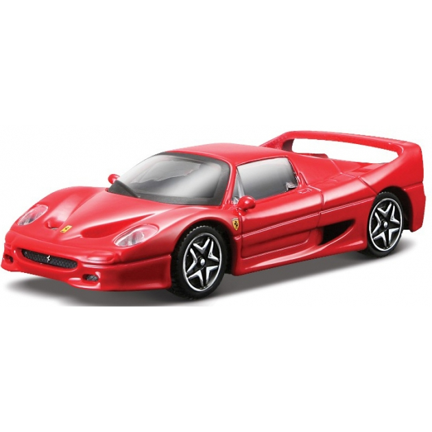 Модель автомобиля Bburago 1 32 Ferrari f50 18-44025