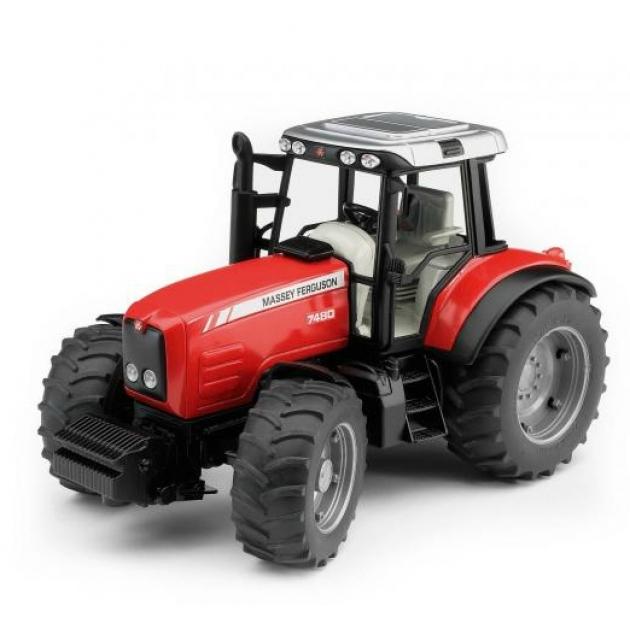 Трактор Massey Ferguson 7480 Bruder (Брудер) (Арт. 02-040)