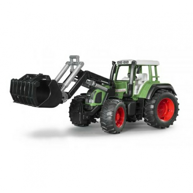 Трактор Fendt Favorit 926 Vario с погрузчиком Bruder (Брудер) (Арт. 02-062)