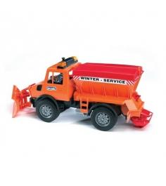 Снегоуборочная машина MB Bruder 02-572