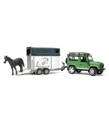 Джип Land Rover Defender Bruder 02-592