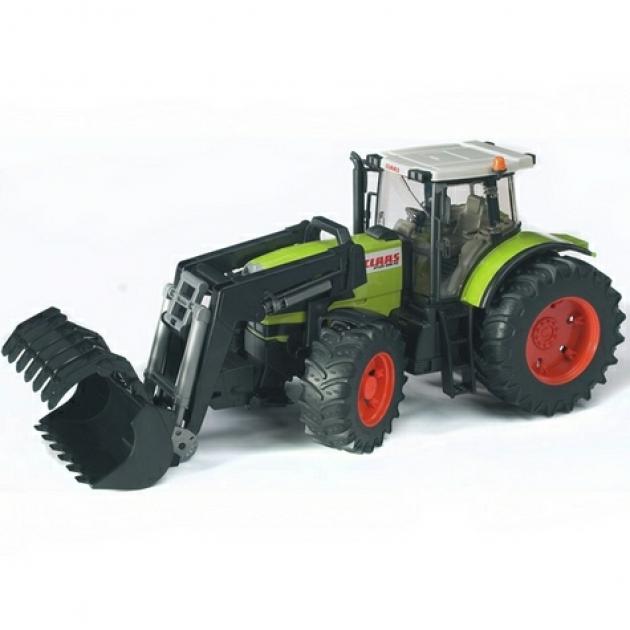 Трактор Claas Atles 936 RZ c погрузчиком Bruder (Брудер) (Арт. 03-011)