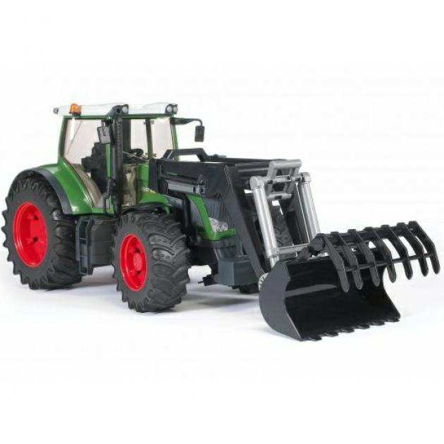 Трактор Fendt 936 Vario с погрузчиком Bruder (Брудер) (Арт. 03-041)
