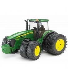 Трактор John Deere 7930 с двойными колёсами Bruder 03-052...