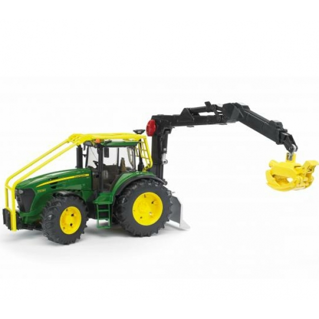 Трактор John Deere 7930 лесной с манипулятором Bruder (Брудер) (Арт. 03-053)