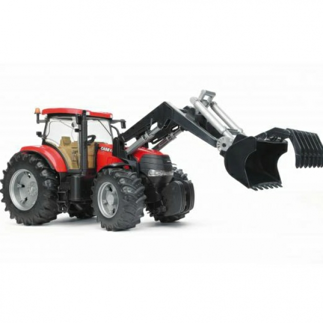 Трактор Case CVX 230 с погрузчиком Bruder (Брудер) (Арт. 03-096)