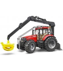 Трактор Case CVX 230 с захватом для бревен Bruder 03-097