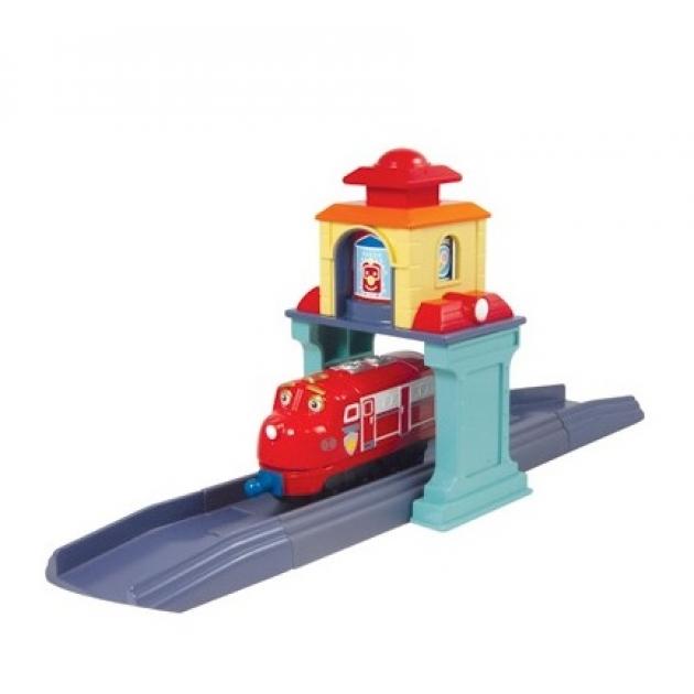 Игровой набор Чаггингтон «Железнодорожная станция» LC54030