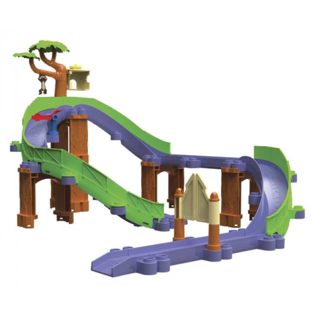 Игровой набор Чаггингтон Сафари-приключения с Коко LC54227