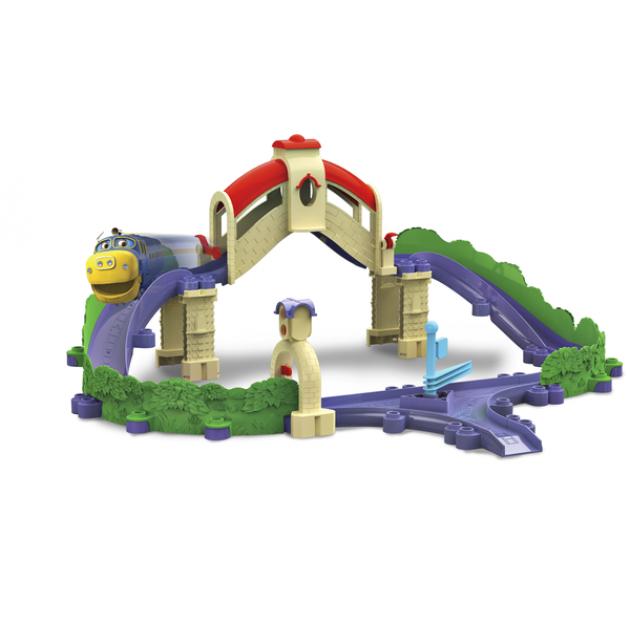 Игровой набор Чаггингтон Мост и туннель LC54229