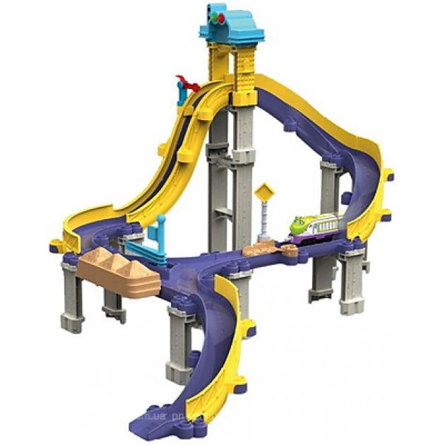 Игровой набор Чаггингтон Тормозной путь с Коко LC54230