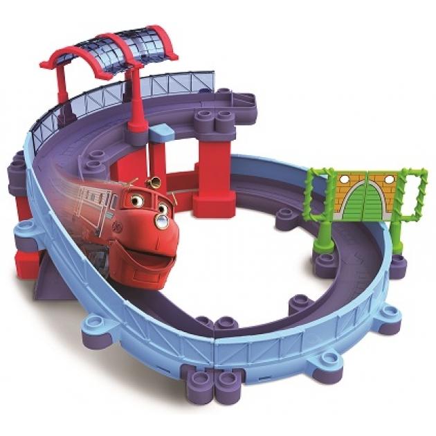 Игровой набор Чаггингтон Станция техосмотра с Уилсоном LC54237