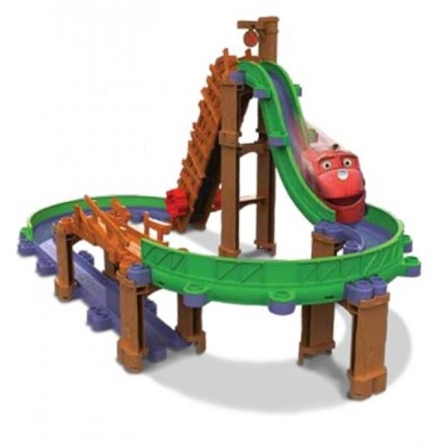Игровой набор Чаггингтон Старый мост с Уилсоном LC54239