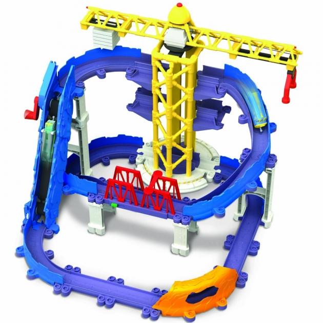 Игровой набор Чаггингтон Большая стройка с Брюстером LC54241