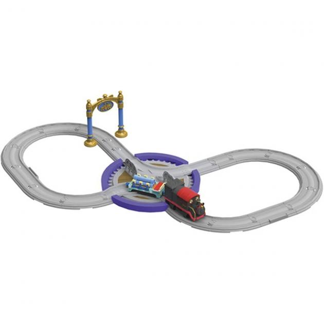 Motorized Игоровой набор Чаггингтон Старый город со Стариной Питом LC58203