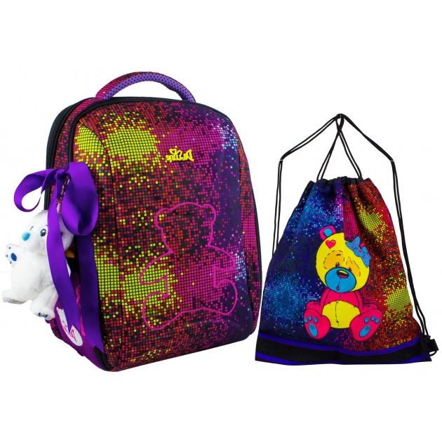 Школьные рюкзаки для девочек официальный сайт дорожные сумки спб производство
