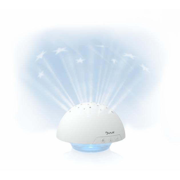 Музыкальный детский ночник и проектор Duux DUBP01