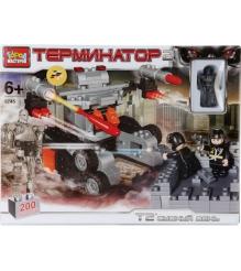 Детский конструктор Город Мастеров Терминатор BB-6745-R...