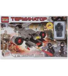 Детский конструктор Город Мастеров Летающий Робот Терминатор BB-6746-R