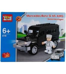 Детский конструктор Город Мастеров Мерседес G65 AMG BB-6749-R