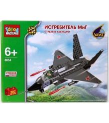 Детский конструктор Город Мастеров Истребитель Миг 31 BB-8854-R1...