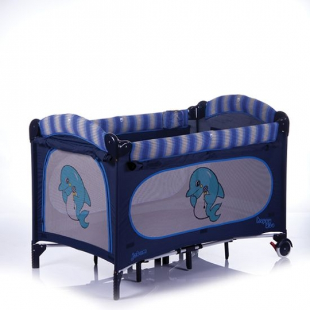 Кровать манеж Jetem C1
