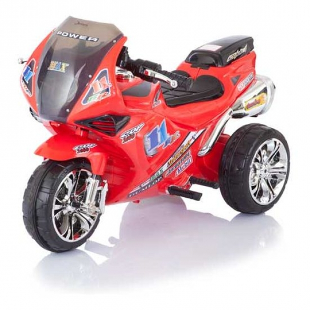 Электромобиль трицикл Jetem Super Sport ZP2131