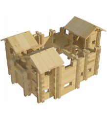 Конструктор Лесовичок Крепость №3 набор из 521 деталей les 019...