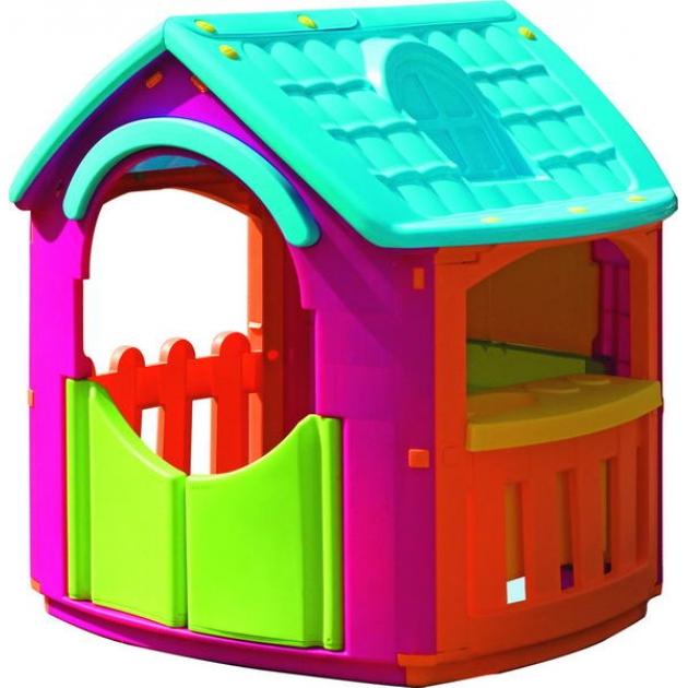 Детский домик кухня Marian Plast 663