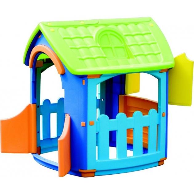 Детский домик Marian Plast разборный 667