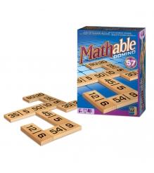Настольная игра Mathable Математическое Домино 5002...