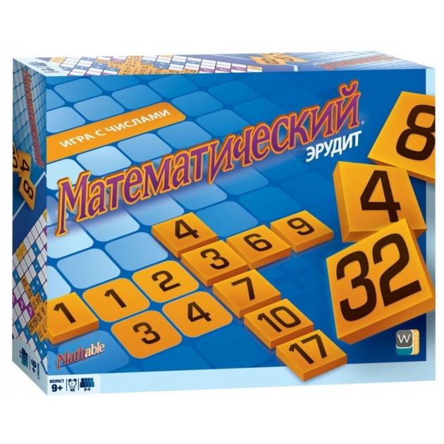Настольная игра Mathable Математический Эрудит 5004