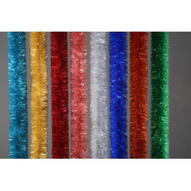 Мишура новогодняя Peneri Анкона длиной 2 м диаметром 8 см M01080000