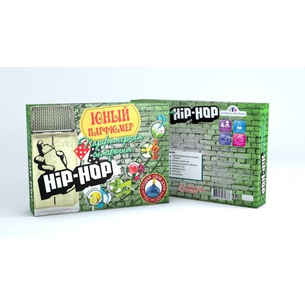 Набор юный парфюмер Инновации для детей парфюмерная симфония хип хоп артикул 720