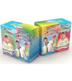 Лизун Инновации для детей цветные червяки и лизуны 827