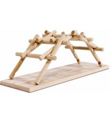 Деревянный конструктор Leonardo da Vinci Мост D-030 2662...