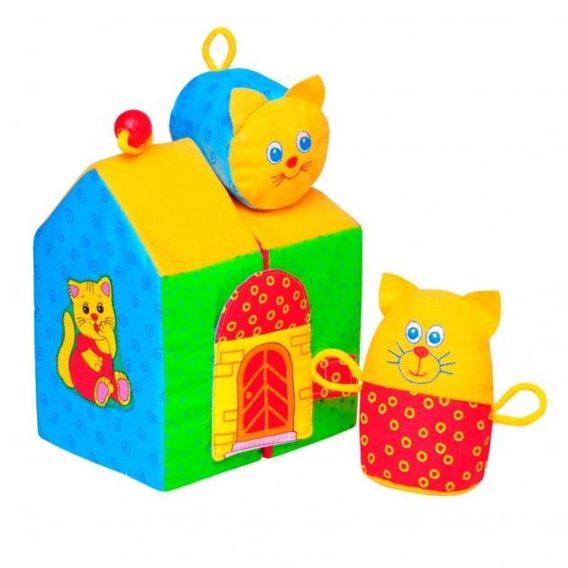 Мягкая игрушка Мякиши Кошкин Дом 048