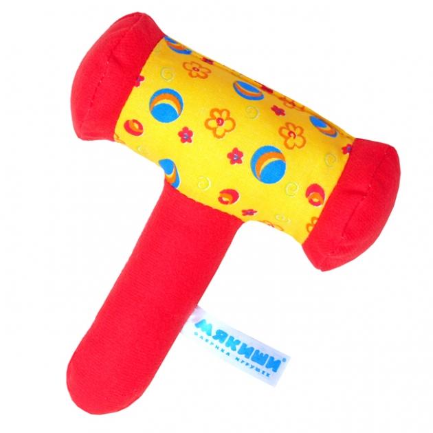 Мягкая развивающая игрушка Мякиши ШуМякиши Колотушка 318