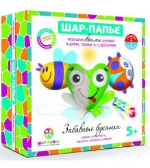 Набор для творчества Шар Папье Магнит Забавные букашки В01685...