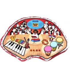 Музыкальный коврик Знаток Хор пингвинов SLW9880