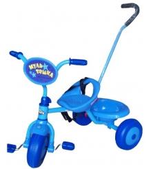 Трехколесный велосипед Мультяшка Малыш