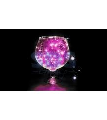Новогодняя гирлянда Neon-night Твинкл Лайт розовая 10 м 100 диодов 303-152...