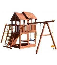 Детская площадка PlayGarden skyfort2 стандарт с рукоходом...