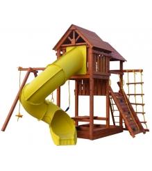 Детская площадка PlayGarden skyfort tube с горкой трубой...